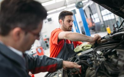 4 Things To Check Before An MOT Test